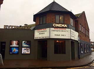 cinema  in Gerrards Cross, Buckinghamshire, England