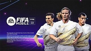 <i>FIFA Mobile</i> 2016 video game