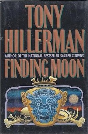 Finding Moon - First edition (publ. HarperCollins)