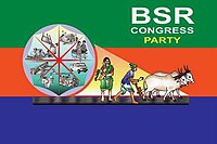 Flag of Badagara Shramika Raitala Congress.jpg
