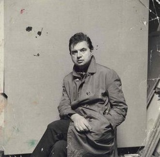 Francis Bacon (artist) - Bacon, photographed in the early 1950s