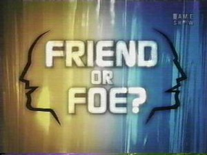 Friend or Foe? (TV series) - Logo