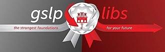 GSLP–Liberal Alliance - Image: GSLP Libs logo