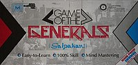 Game of the Generals box cover.jpg