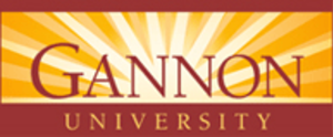 Gannon University - Image: Gannon University logo