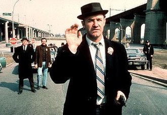 """Jimmy """"Popeye"""" Doyle - Detective Jimmy """"Popeye"""" Doyle (Gene Hackman) in The French Connection (1971)"""