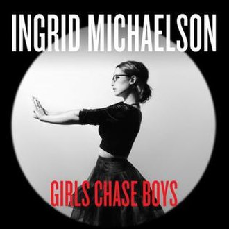 Ingrid Michaelson — Girls Chase Boys (studio acapella)