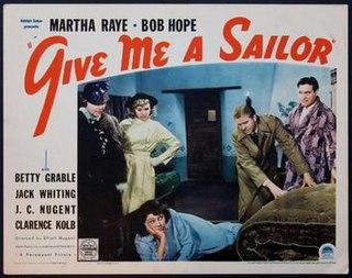 <i>Give Me a Sailor</i> 1938 film by Elliott Nugent