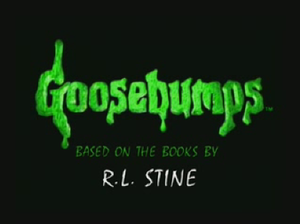 Goosebumps (TV series) - Intertitle for the first and second seasons of the Goosebumps TV series
