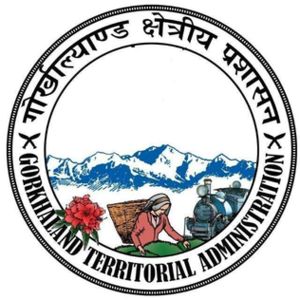 Gorkhaland Territorial Administration - Image: Gorkhaland Territorial Administration seal