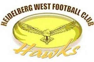 Heidelberg West Football Club - Image: Heidelberg West logo