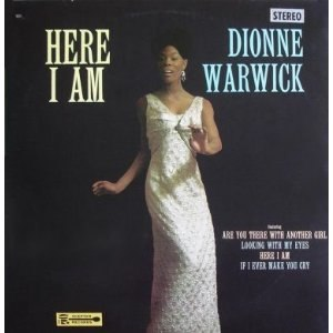 Here I Am (Dionne Warwick album) - Image: Here I Am (Dionne Warwick album)