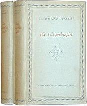 HermannHesse DasGlasperlenspiel(1st ed).jpg
