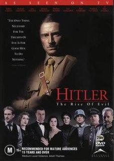 <i>Hitler: The Rise of Evil</i> Canadian TV miniseries