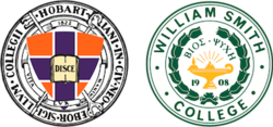 Hobart & William Smith Colleges seals.png