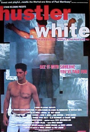 Hustler White - Theatrical release poster