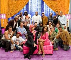 I Love New York (season 1) - The cast of I Love New York