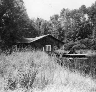 """Idlewild South - The album's title came from a nickname of a rented cabin the band shared, the """"Idlewild South""""."""