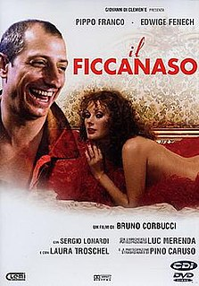 <i>Il ficcanaso</i> 1981 film by Bruno Corbucci