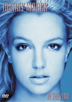 Britney Spears: In the Zone - Image: Inthe Zone DVD