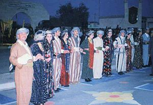 Alqosh - Party in Alqosh