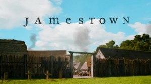 Jamestown (TV series) - Image: Jamestown tv series titlecard (350x 196)