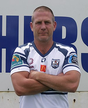 Jason Smith (rugby league) - Smith in 2011