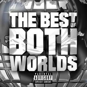 The Best of Both Worlds (Jay-Z and R. Kelly album) - Image: Jay Z&R.Kelly Bestof Both Worlds