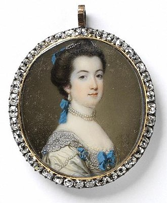 John Smart - Image: John Smart Portrait of the Hon Miss Eliza Booth Dated 1766 Victoria & Albert Museum