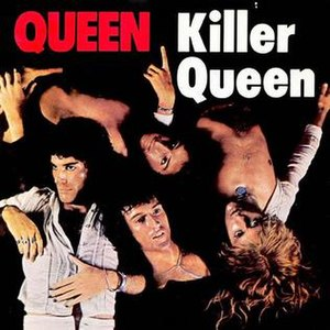 Killer Queen - Image: Killer 3cdfront