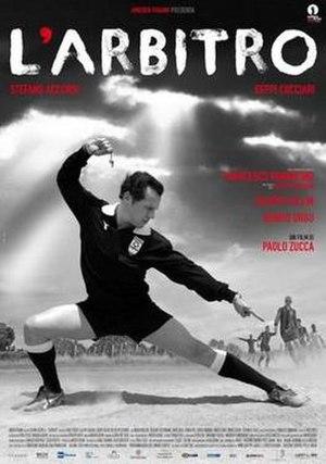 L'arbitro (2013 film) - Image: L'arbitro (2013 film)