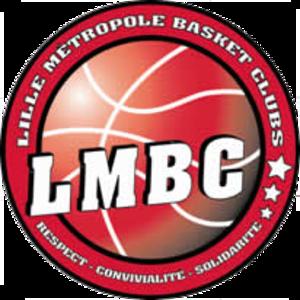 Lille Métropole BC - Image: LMBC logo