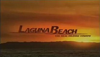 Laguna Beach: The Real Orange County - Image: Laguna Beach Title Screen