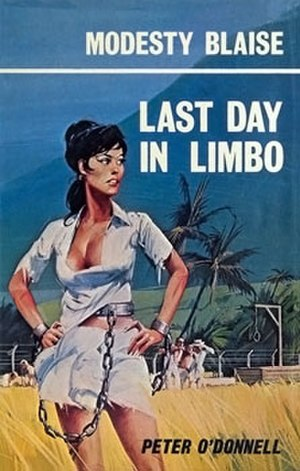 Last Day in Limbo - Image: Last Day In Limbo First Edition