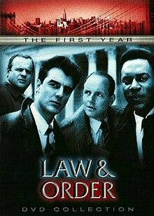 law order season 1 wikipedia