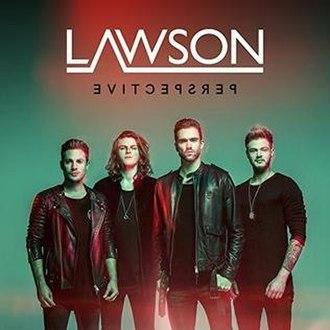 Perspective (Lawson album) - Image: Lawsonperspective