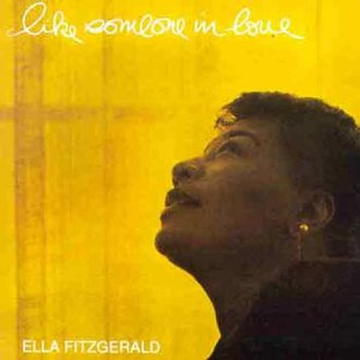 Like Someone in Love (Ella Fitzgerald album) - Image: Like Someone In Love