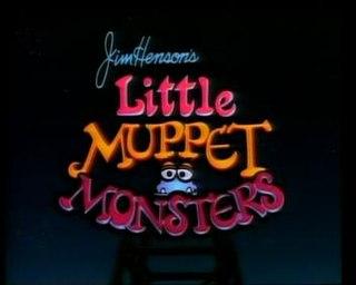 <i>Little Muppet Monsters</i>