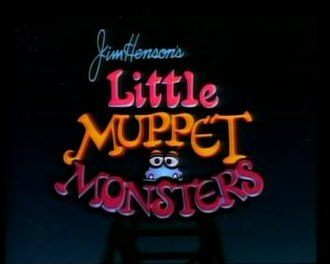 Little Muppet Monsters - Title card