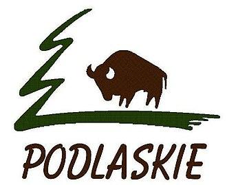 Podlaskie Voivodeship - Image: Logo Podlaskie