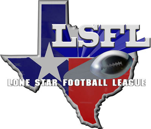 Lone Star Football League - Image: Lone Star Football League
