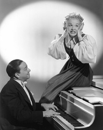 Musical short - Vincent Lopez and Betty Hutton in 1939.