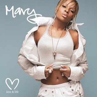 Love & Life (Mary J. Blige album) - Image: Love & Life (Mary J. Blige album)
