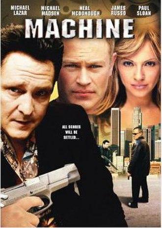 Machine (2006 film) - Image: Machine film