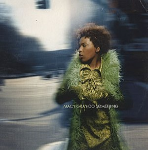 Do Something (Macy Gray song) - Image: Macy Gray Do Something (CD 1)