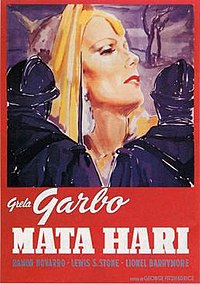 Image result for mata hari film 1931