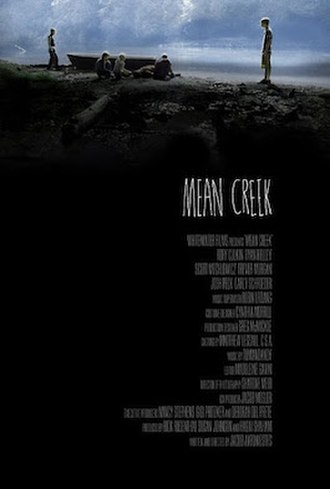 Mean Creek - Theatrical release poster
