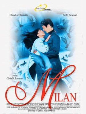 Milan (2004 film) - Theatrical release poster