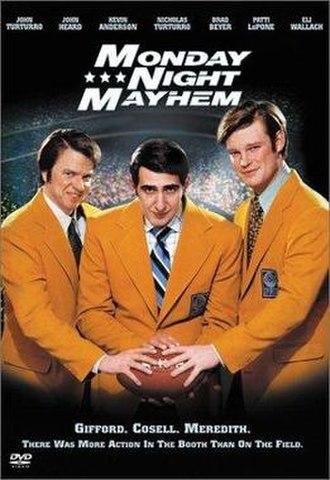 Monday Night Mayhem - Image: Monday Night Mayhem