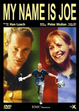 My Name Is Joe - dvd cover